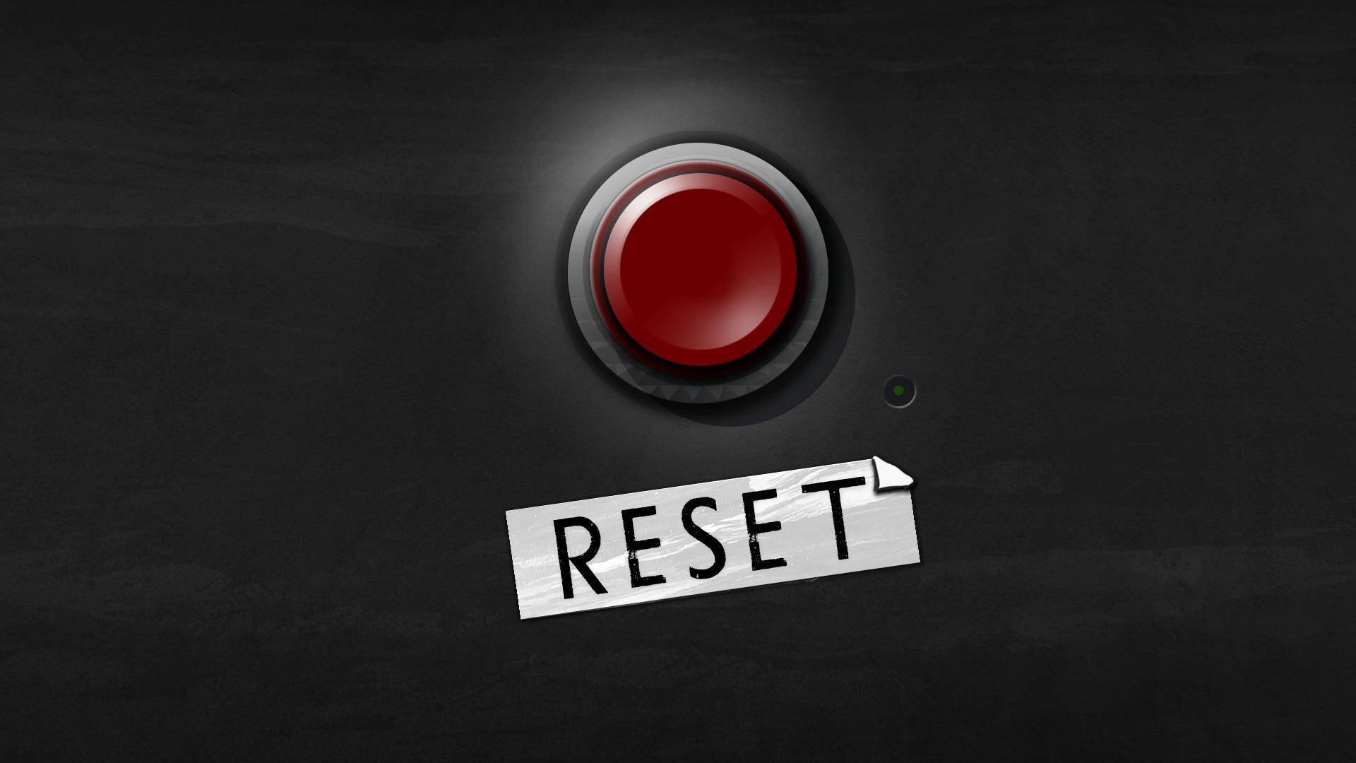 Sermon Series 2020 Reset